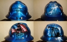 Kern RIver Oilfield hard hat