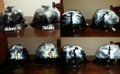 oilfield field storm custom hard hat