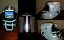 custom welding helmet dallas cowboys