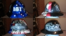 CUSTOM HARD HAT WITH DESTROYER
